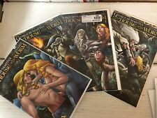 HOUSE OF THE WORM (2014) #1 2 3 4 Full Run Lot George R R Martin Game of Thrones