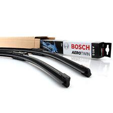 BOSCH AEROTWIN A583S Scheibenwischer Wischerblätter Satz Wischer 650mm 340mm