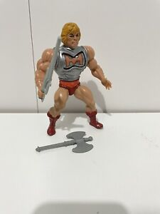 Battle Armour He-Man Masters Of The Universe Mattel 1984