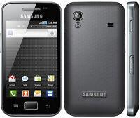 "Original Unlocked Samsung Galaxy Ace S5830 GSM 5MP wifi 3.5"" Smartphone Black"