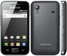 Samsung Galaxy Ace S5830 GSM Unlocked Smartphone In Black Color