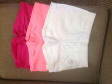Lot Of 3 New NWT PS Aeropostale Kids Girls Size 14 Shorts Adjustable Waist