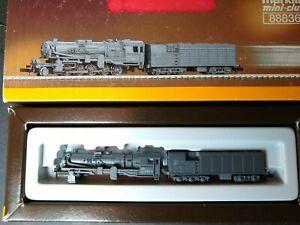 Marklin Z Scale Mini Club 88836 loco body, tender and box, no locomotive chassis