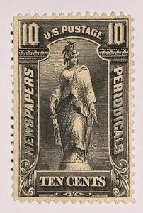 Travelstamps: US Stamps Scott # PR117 10 Cents Newspaper Stamp Mint Ng