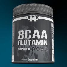 (40,07€/kg) Mammut BCAA Glutamin Pulver 450g Aminosäuren vegan