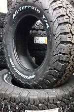 4 x 245 65 17 111S  BF GOODRICH  ALL TERRAIN T/A KO2 TYRES ONLY  FREE DELIVERY !