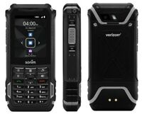 Sonim XP5s XP5800 16GB Black Verizon Rugged Basic Phone with WiFi Feature w/ PTT
