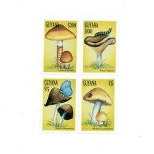Guyana - 1999 - Mushrooms - Set Of 4 Stamps - MNH