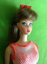 Vintage TNT MOD Barbie with original outfit Light Brown hair