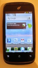 Huawei Ascend-Straight Talk-Unlocked Black H866C Smartphone Android CRACKED