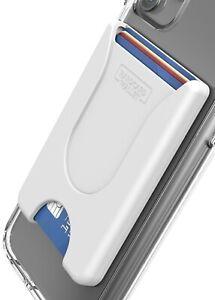 Encased Cell Phone Wallet, Stick On Credit Card Holder - Works w/ Grips