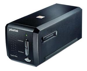 Plustek OpticFilm 8200i Ai Dia- und Negativscanner 7200dpi LED iSRD