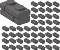 ☀️Lego x50 DARK BLUISH GRAY 1x2 Masonry Bricks Part Pieces Bulk Lot #98283