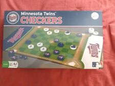 Minnesota Twins Checkers Set NEW