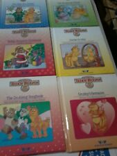 17 Teddy Ruxpin hard Cover Book Lot No Cassette Fast Shipping