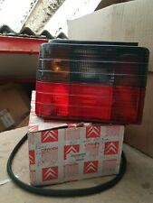Citroen BX GTI 16V Saloon Rear Light Lens Left 95653961 NEW GENUINE