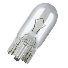 1x W5W 5W 12V Glassockel Glüh Lampe Birne Standlicht - Kein T10 LED Standlicht