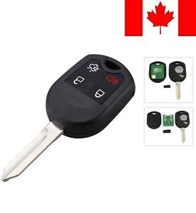 1x New Replacement Keyless Entry Remote Key Fob For Ford Mazda Lincoln Mercury