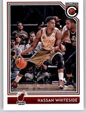 2016-17 Complete Hassan Whiteside NBA PWE Base Card Heat #115