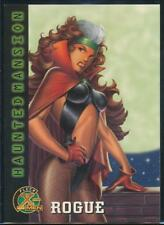 1996 X-Men Trading Card #97 Rogue as The Vampiress