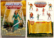 Queen Marlena Sdcc Exclusive Masters of the Universe Classics He Man New Motu