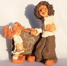 Gift for Lovely Teacher, Educator & Student Figurine, Learn Study Pupils School