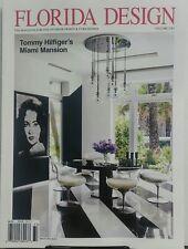 Florida Design Volume 27 No 2 Tommy Hilfiger's Miami Mansion FREE SHIPPING sb