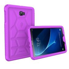 Poetic TrutleSkin Case Rugged 100% Silicone For Samsung Galaxy Tab A 10.1