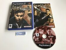 Dead To Rights - Sony PlayStation PS2 - PAL FR - Avec Notice