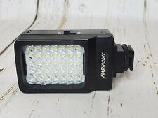 Flashpoint - LED 36 Video Light 36 LED Lights for DSLR Camera Camcorder USED