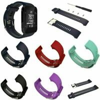 For Garmin Forerunner 35 GPS Watch Silicone Watch Band Wrist Strap with Tool Kit