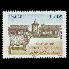 France 2010 - Tourism - Sheepfold of Rambouillet - Sc 3815 MNH