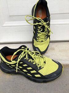 North Face Endurus Men's Shoes 10.5 Trail Running Walking Hiking