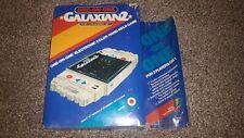 VINTAGE 1981 ENTEX GALAXIAN 2 HANDHELD VIDEO GAME