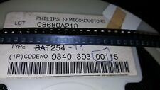 PHILIPS 100x bat74 Schottky Barrier Double Diode 30 V 200 mA
