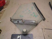 1969 70 71 1972 GRAND GRAN PRIX LEFT DRIVER SIDE REAR 1/4 QUARTER WINDOW GLASS