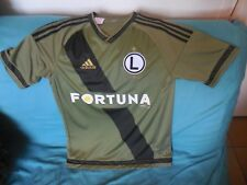 LEGIA WARSAW VARSOVIE FOOTBALL SOCCER JERSEY MAILLOT SIZE 16 ANS 176 (=S adult)