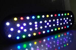 SB Reef Lights Timer Control LED Aquarium Light 363W Dimmable Full Spectrum