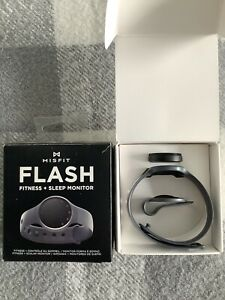 Misfit Wearables Flash - Fitness and Sleep Monitor (Grey/Black)