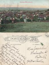 WILKES-BARRE PANORAMA ANTIQUE 1908 POSTCARD