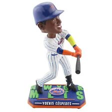Yoenis Cespedes New York Mets Glow in the Dark Special Edition Bobblehead MLB