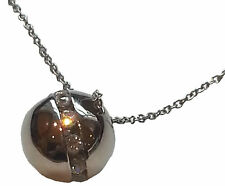 Sphere of Life Pendant, Sterling SILVER