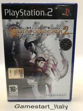 DIGITAL DEVIL SAGA 2 SHIN MEGAMI TENSEI - SONY PS2 PLAYSTATION 2 - NUOVO NEW PAL