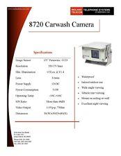 Panasonic Rugged Color Camera CCTV Outdoor Car Wash