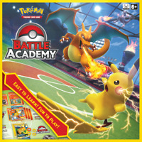 Pokémon TCG Battle Academy Box (Factory Sealed)