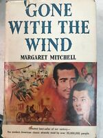 GONE WITH THE WIND by Margaret Mitchell 1964 HC/DJ Book Club Edition VINTAGE