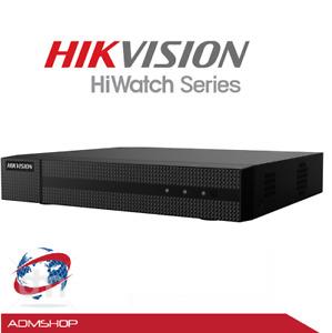 DVR HIKVISION IBRIDO 4 CANALI + 2IP FINO A 4MP RISOLUZIONE 2592×1520