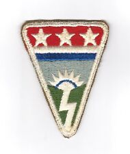 WWII - LEDO ROAD (Original patch)