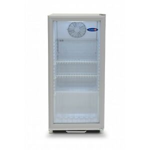 Fujidenzo 4.5 cu ft Upright Glass Chiller For Sale