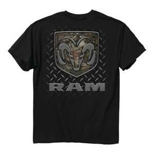 Dodge Ram Logo Guts Glory Cars Pickup Trucks Automobiles Automotive T Shirt 2677
